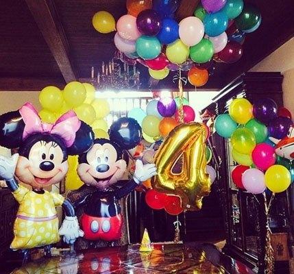 Как выбрать воздушные шарики на День рождения