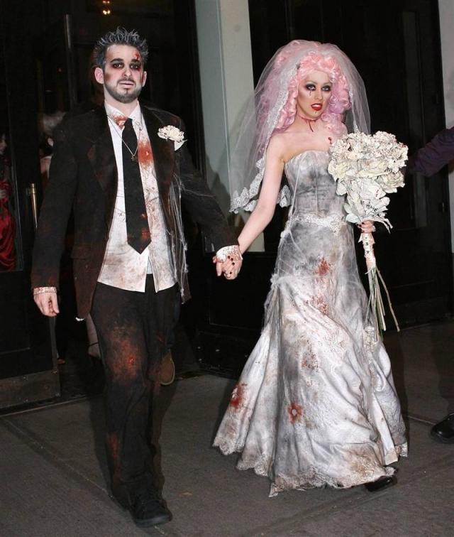 самые лучшие костюмы на хэллоуин фото связи