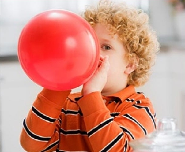 картинка надутый шарик распознавать признаки